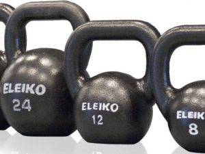 Eleiko 10st 8-24kg Kettlebells