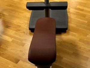 Stretchmaskin framsida FLEXability ™ Anterior-