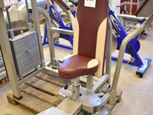 Nordic Gym Pec-dec nya modellen