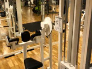 Nordic Gym by GymPartner Armcurl-Bicepsmaskin