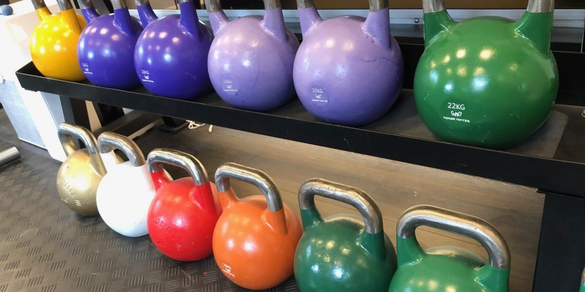 Competition Kettlebell 22kg GymPartner NF Green