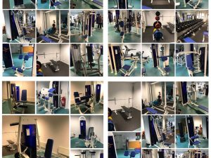 CL-Fitness Komplett begagnat gym