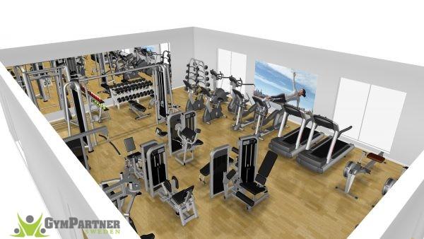 legendariskt gym