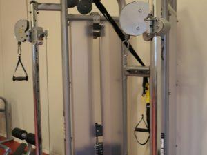 LifeFitness DAP-Dual Adjustable Pulley