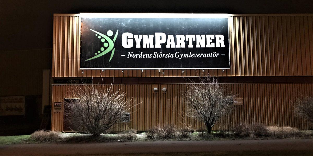 GymPartner Nordens Största Gymlager