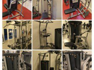 Begagnade Ryggmaskiner Världsklass GymPartners