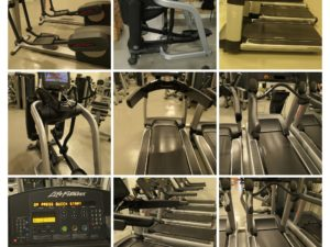 LifeFitness Gym i Skara hos Friskis