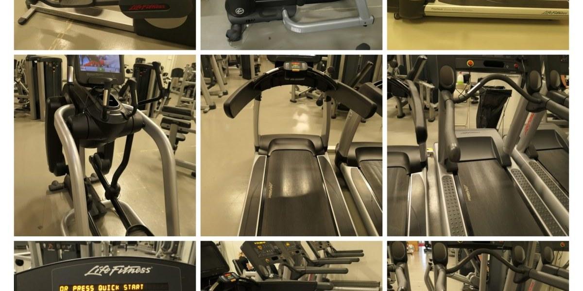 GymPartners Kompletta LifeFitness Gym