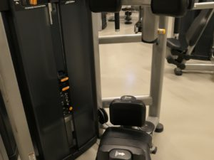 Life Fitness Insignia Torso rotator