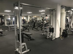 Silverline Technogym Begagnad Cablecross