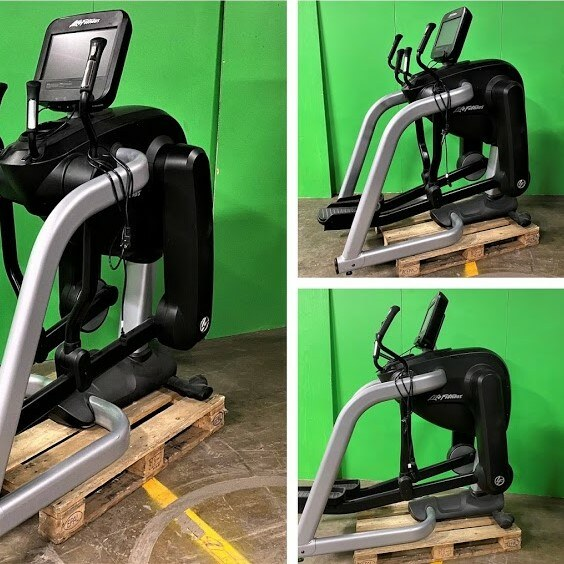 Crosstrainer-Flexstrider Base LifeFitness