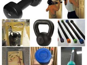 Skänker Bort Nya-Hemma-Gymprodukter