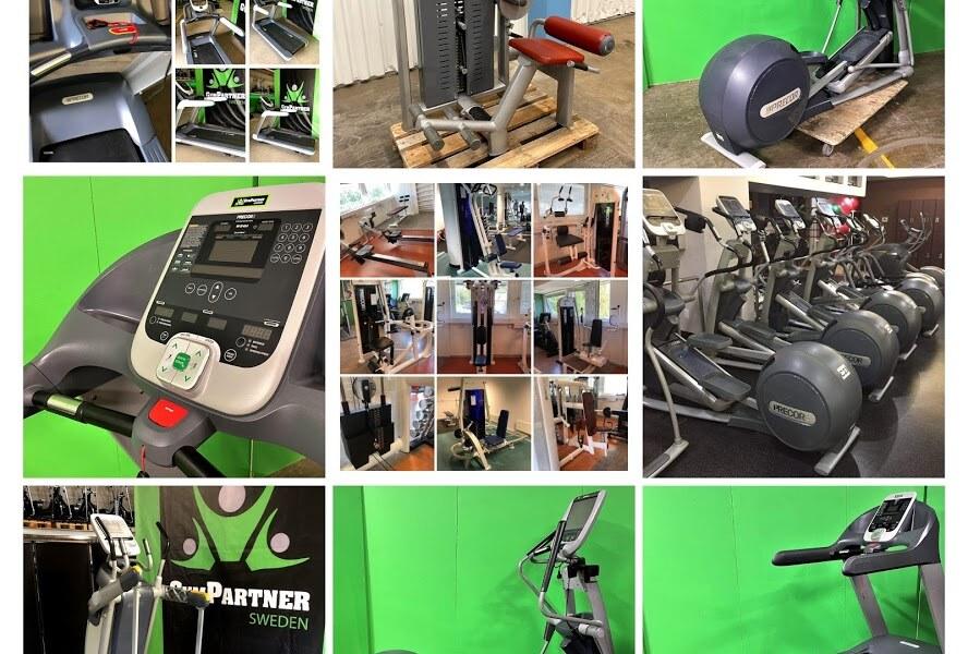 Precors Begagnade Gymutrustning i Västerås