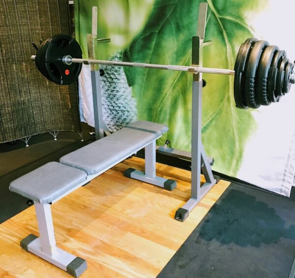 Skivstång & vikter i hög gymkvalitet