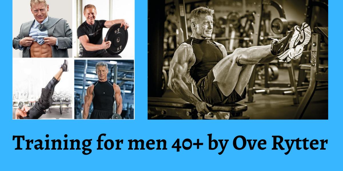 Training for men 40+ by Ove Rytter