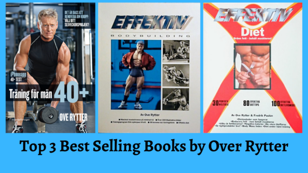 Top 3 Best Selling Books by Over Rytte